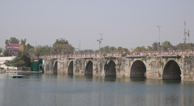 Gambhiri River Bridge