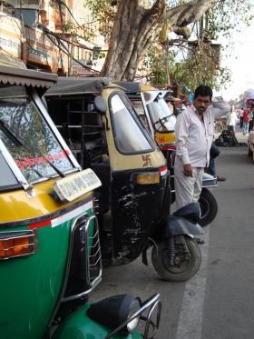 Rickshaw lineup.