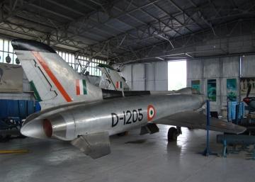 HF-24 rear.