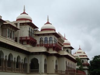 Rambagh Palace Hotel.