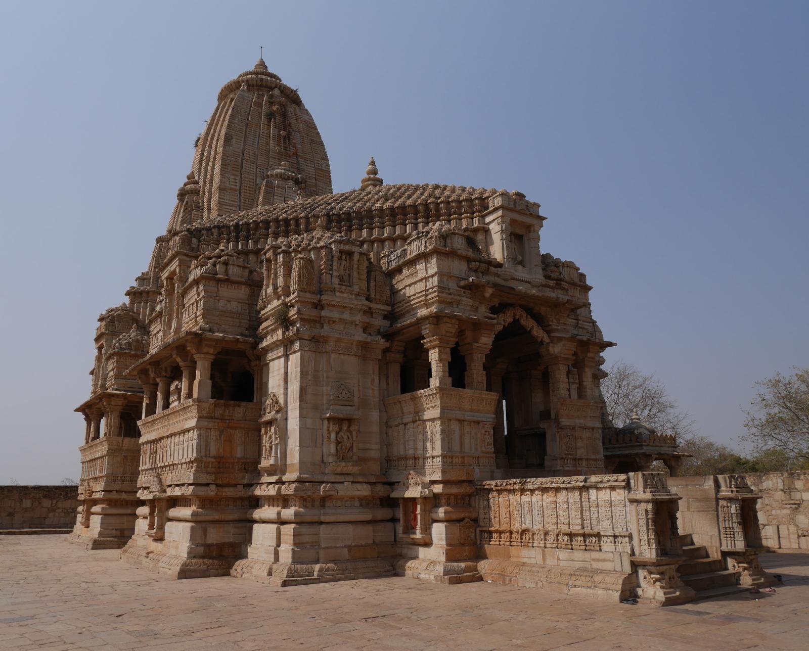Kumbha Shyam Mandir.