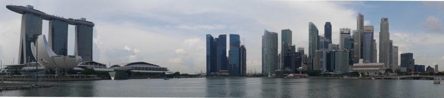 Marina Bay pan