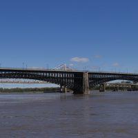 Eads Bridge of St. Louis