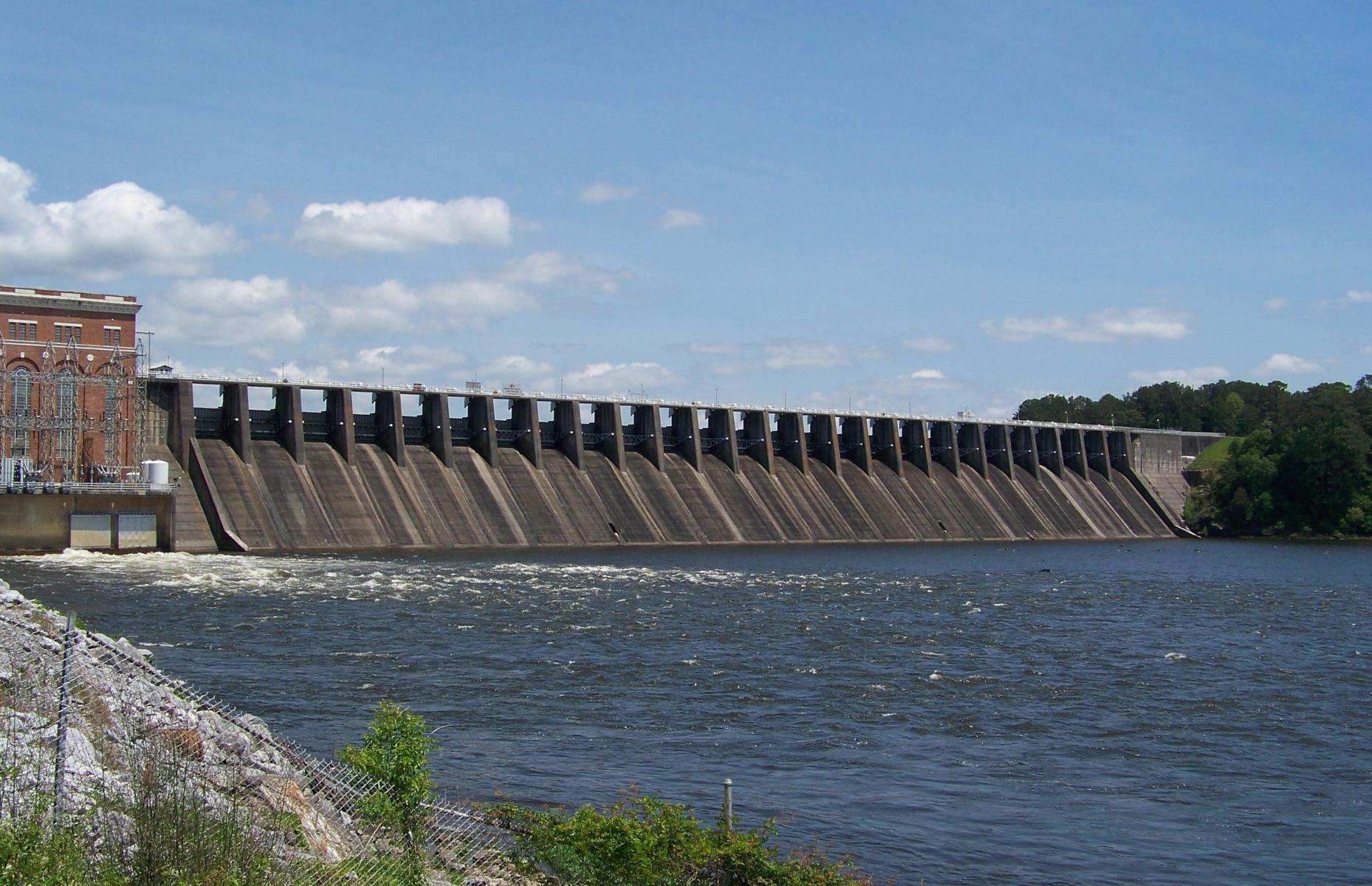 Lay Dam