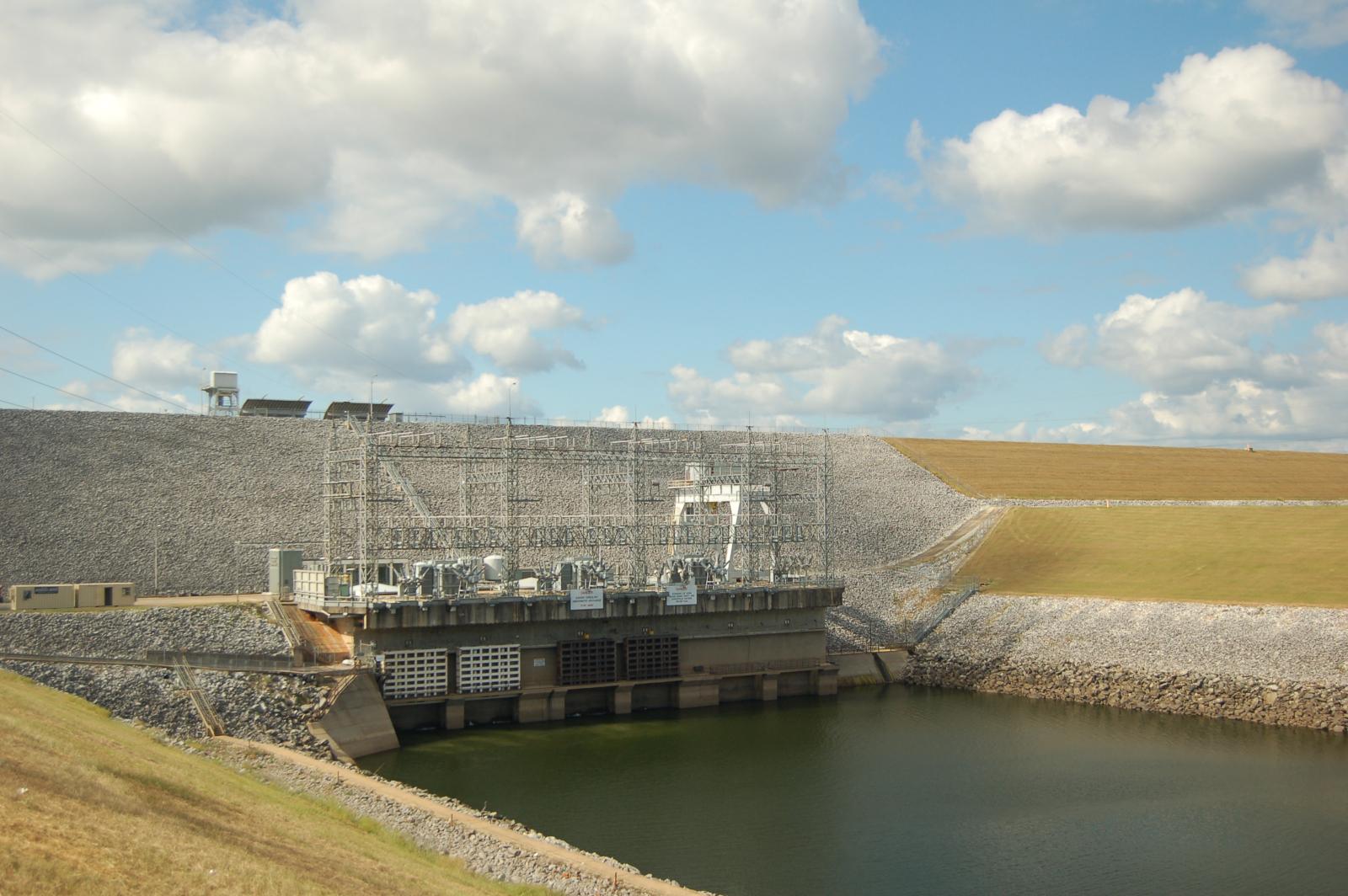 Bouldin Dam (1967)
