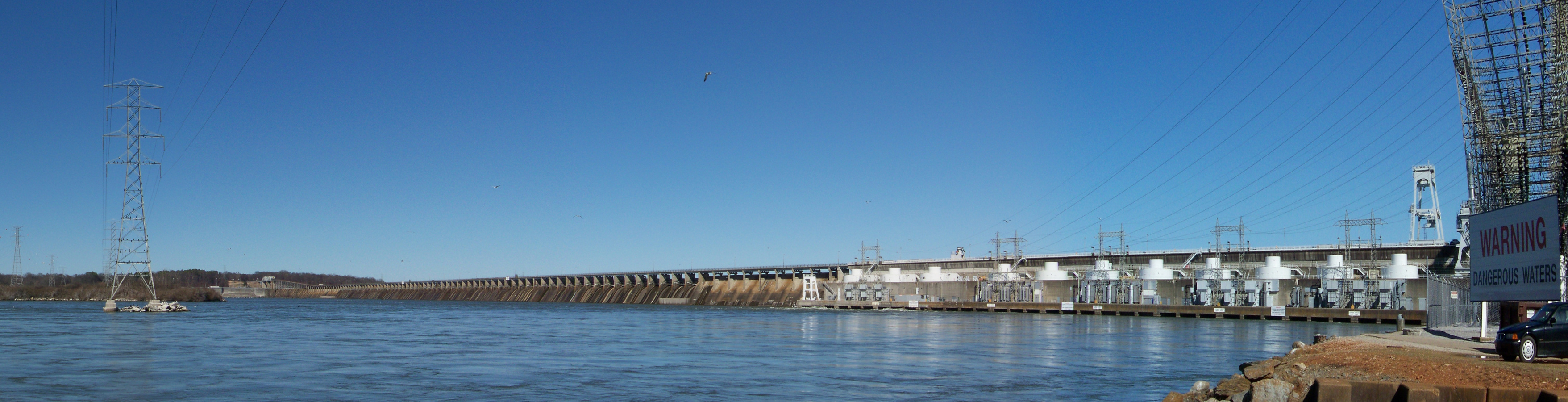 Wheeler Dam pan
