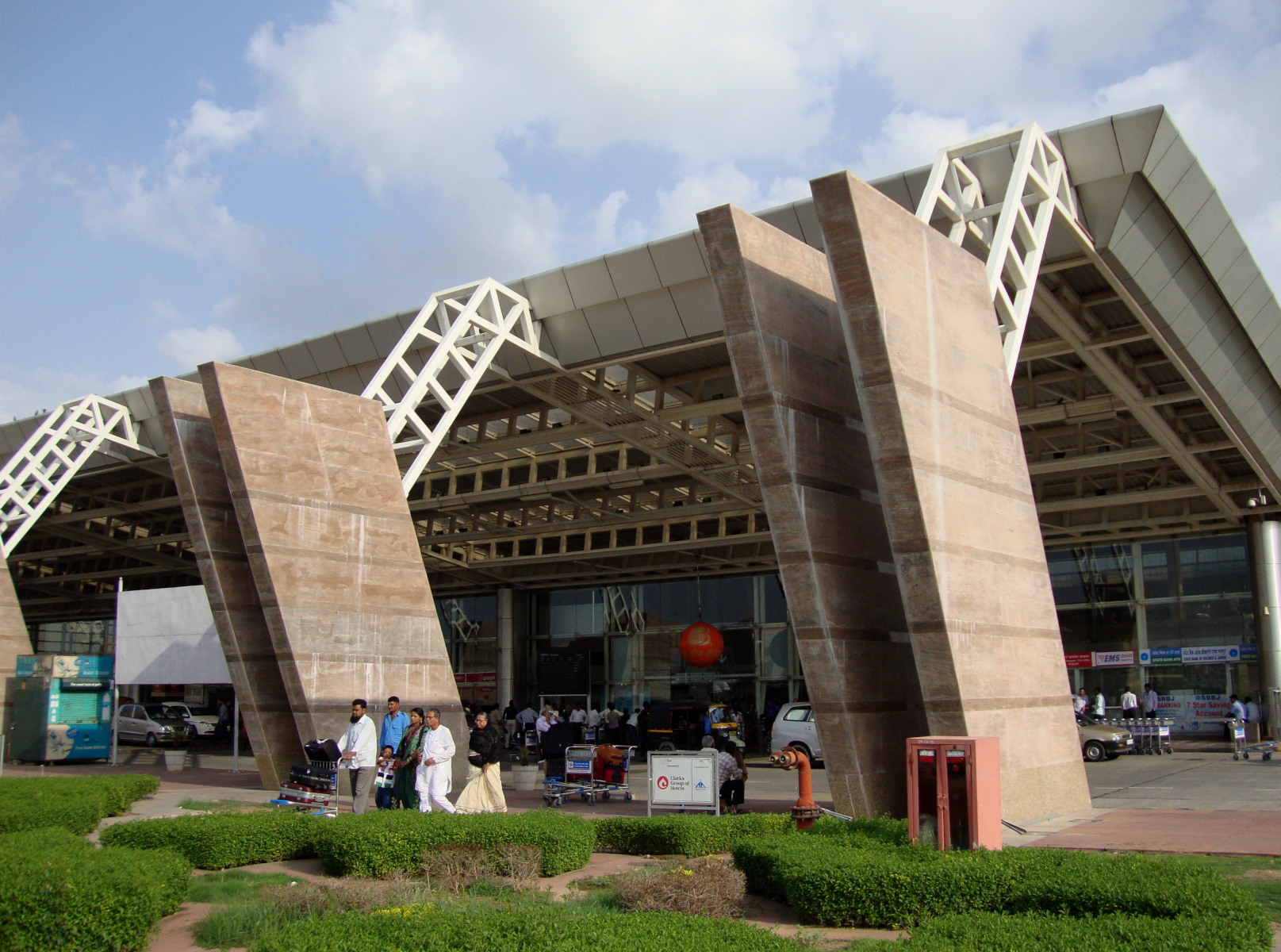 JAI terminal building